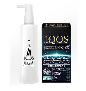 イクオス(IQOS)の容器デザイン