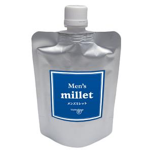 メンズミレットのパッケージデザイン